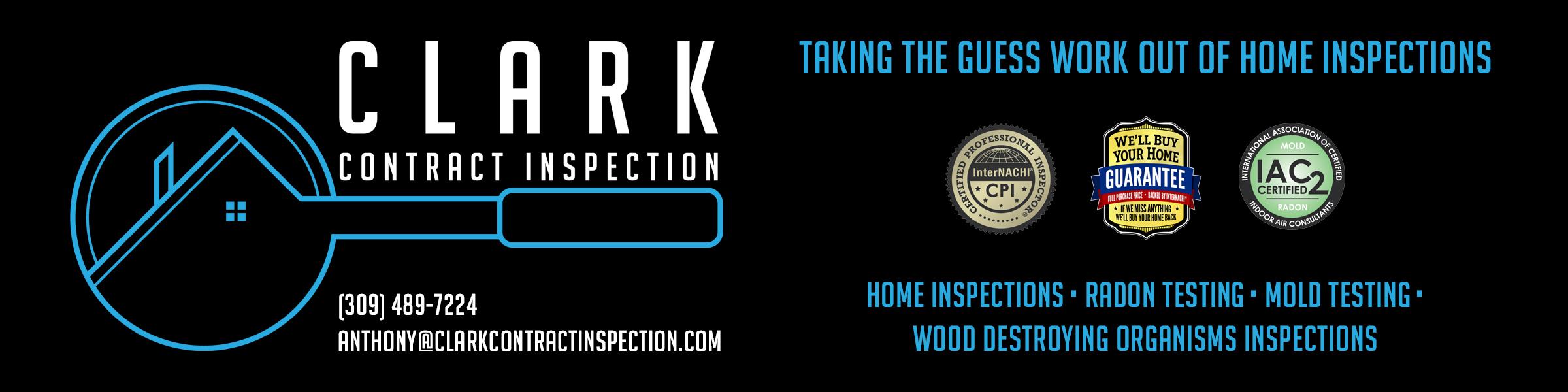 Clark Contract Inspections